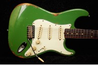 RebelRelic S-Series 61 Seven Up Green over 2 Tone Sunburst - SOLD!