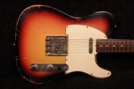 RebelRelic T-Series 62   3-Tone Sunburst SOLD!