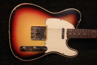 RebelRelic T-Series Custom 62   3-Tone Sunburst SOLD!