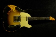 RebelRelic T-Series 62 Smokey Black Overspray Sunburst SOLD!