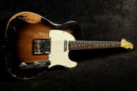 RebelRelic T-Series 62 Tobacco Sunburst SOLD!