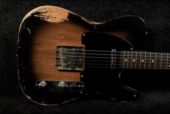 RebelRelic T-Series 59 Tobacco Sunburst - SOLD!