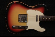 RebelRelic T-Series 61   3-Tone Sunburst SOLD!