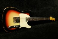 RebelRelic T-Series 61   3-Tone Sunburst - SOLD!