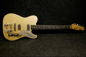 RebelRelic TG II Custom Deluxe Aztec Gold - SOLD!