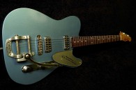 RebelRelic TG II Custom Deluxe Lake Placid Blue - SOLD!