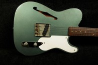 RebelRelic Holy Thinline Forest Mist Metallic - SOLD!
