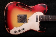 RebelRelic Thinline 69 3-tone Sunburst