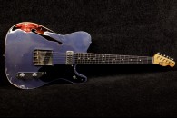 RebelRelic Holy Thinline Ink Blue over Sunburst