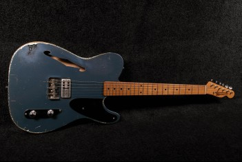 RebelRelic Holy Thinline Midnight Blue Metallic