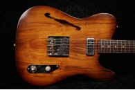 RebelRelic Thinline Honey Burst