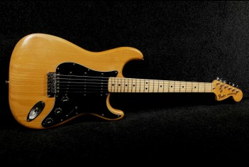 Fender Stratocaster 1977 Natural - SOLD!