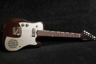 Silvertone Model 1487  1965 made by Danelectro