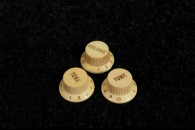 Vintage original 1965 Strat Knobs
